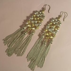 Gorgeous Lucky Brand earrings,